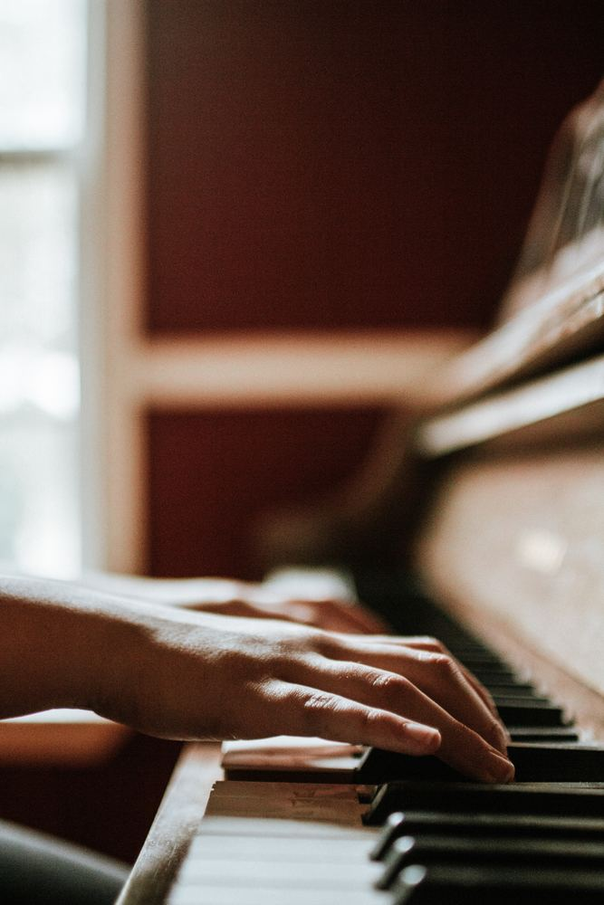 Dags att bli pianist!